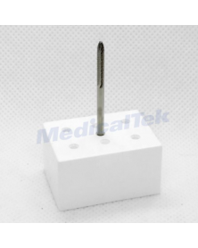 Fresón Cilíndrico C/Bisel Acrílico Metal