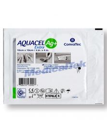 APÓSITO CONVATEC AQUACEL AG+ EXTRA 10x10 cms