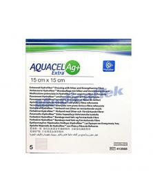 APÓSITO CONVATEC AQUACEL AG+ EXTRA 15x15 cms